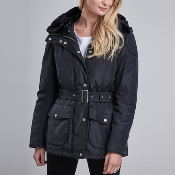 barbour outlaw jacket